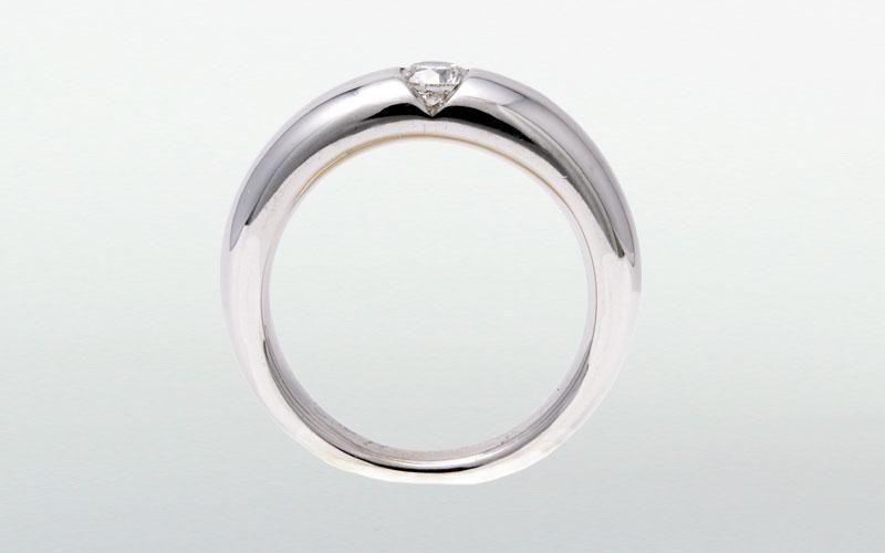 Bijzondere solitair ringen